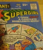 Action Comics #360 80 Page Giant Supergirl! DC Superman