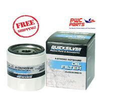 QUICKSILVER Mercury Oil Filter 225HP V6 4-Strok 822626Q15 Yamaha 69J-13440-03-00
