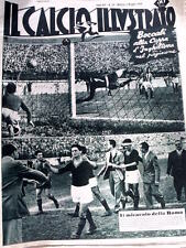 Football Illustrated 04/05/1950 Miracle of Rome Juventus 1-0 [gs35]