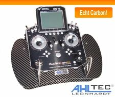 Senderpult AHLtec - JETI duplex Sender DS-16 in ECHT CARBON - Kohlefaser
