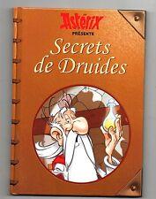 UDERZO. Le Secret des Druides.  Editions Albert-René 2010. Cartonné