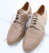 PARABOOT Natural Tan Leather Split Toe Men's Dress Shoes Size 10
