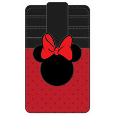Loungefly Disney Minnie Mouse Ears Card Holder Wallet NEW IN STOCK