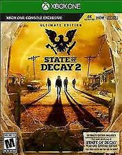 State of Decay 2: Ultimate Edition (Microsoft Xbox One, 2018)