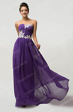 2016 SALE Long Masquerade Maxi Formal Party Gown Prom Bridesmaid Evening Dresses