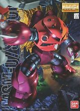 Bandai Hobby Mobile Suit Gundam MSM-07S Z'Gok Char Custom MG 1/100 Model Kit USA