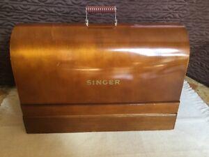 Vintage Singer -Case
