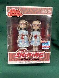 Funko Rock Candy The Shining Grady Twins Mini Figure NYCC 2018 Vinyl
