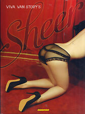 Viva Van Story's Sheer by Viva Van Story (Hardback, 2012, erotic photography)