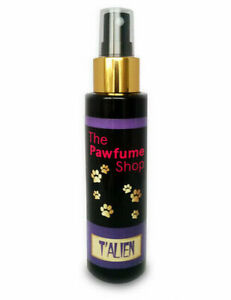 T'Alien Perfume Designer Dog Cologne Fragrances Scented Like Real Perfume