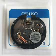 Seiko solar watch movement