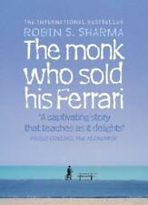 The Monk Who Sold his Ferrari,Robin Sharma