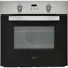 Belling BI602F Built In 60cm A Electric Single Oven Stainless Steel New