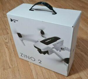 Genuine Hubsan Zino 2 drone Genuine Retail Box (empty) bought in 2021