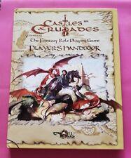 Manual de los jugadores-Castles & cruzadas juego de rol RPG OSR Gaceta fuera de imprenta Fantasía