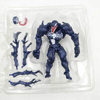 Marvel Spider-Man Venom Comics Spiderman Revoltech Series PVC Action Figure 6""
