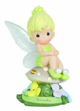 Precious Moments, Disney Showcase Collection, November Fairy As Tinker Bell, New