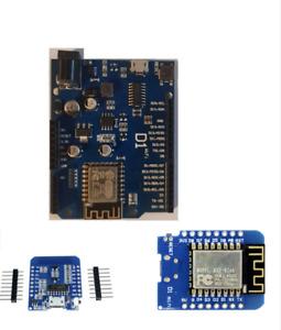 ESP-12F WeMos D1 WiFi uno based ESP8266 shield for arduino mini NODEMCU 4mb