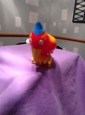 Vintage Tomy Wind Up Plastic Bird Made In Taiwan Works!