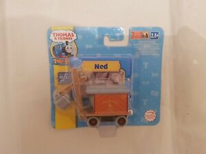 Thomas The Tank Engine & Friends TAKE ALONG N PLAY NED THE DIGGER NEW & BOXED