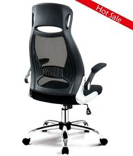 Rongyi Office Mesh Gaming Chair, Racing Style Ergonomic Computer Desk Tesk Chair