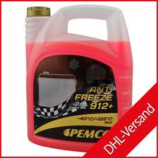 5 Liter Kühler Frostschutz gemäß G12+ G12 Plus rosa rot VW Ford Mercedes Opel