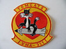PATCH US NAVY USN TOMCATS VMA-311 / AERONAVALE USA F-14