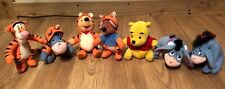 Winnie the Pooh Lot, Eeyore, Tigger, Pooh, and Roo