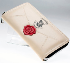 Harry Potter Hogwarts Letter Zip Wallet Long Student Purse
