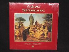 HAYDN / MOZART ~ Great Ages: The Classical Era (SEALED) ~ 2lp TIME LIFE MUSIC