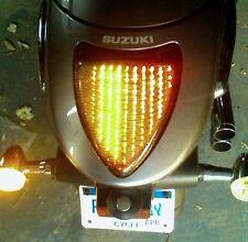Suzuki M109R Integrated LED Tail Light M109 109R VZR 1800 - Smoked