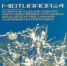 MISTURADA 4 Reinterpretations Of Friends From Rio 2 CD