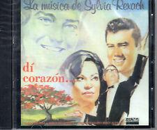 LA MUSICA DE SYLVIA REXACH - TATO DIAZ Y CARMEN DELIA DIPINI - DI CORAZON-CD