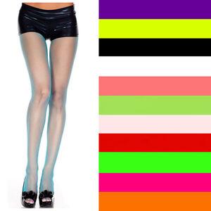 Plus/Reg Fishnet Diamond Net Thigh High Seamless Stockings Pantyhose Tights OS