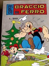 Super Braccio di Ferro n°35 1975 ed. Metro