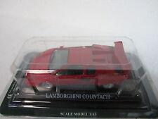 LAMBORGHINI COUNTACH  - ESC.-1/43 - DEL PRADO - CARS