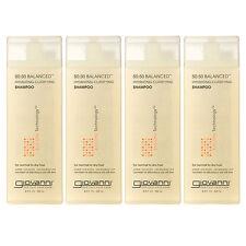 4X 250MLGiovanni 50:50 Balanced Hydrating-Clarifying Shampoo Shine Hair#7937_4