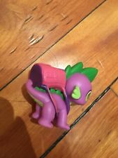 My Little Pony Friendship Is Magic Spike The Dragon Figure with backpack