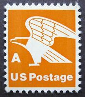 """Sc # 1735 ~ ND (15 cent) Series """"A"""" & Eagle Issue"""