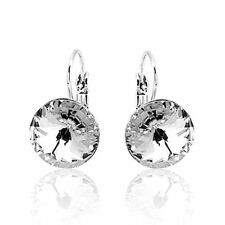 Mixed Themes White Gold Filled Fashion Earrings