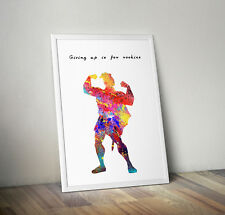 Hercules inspired print, poster, quote, wall art, gift, party, Disney, Hero