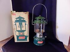 1964 Coleman Double-Mantle Lantern!  Model 220F in Orignal Box