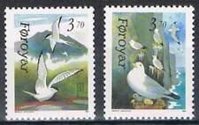 Faeroer/Faroer postfris 1991 MNH 221-222 - Vogels / Birds