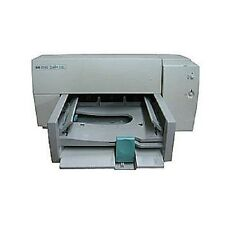 HP DeskJet 670c A4 Parallel Colour Inkjet Printer C5884A 670 (No inks/tray/PSU)