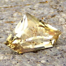 SCHILLER OREGON SUNSTONE 3.97Ct FLAWLESS-FROM PANA MINE-FOR TOP JEWELRY!