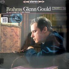 Glenn Gould Columbia-MS 6237-Brahms-intermezzi-Speakers Corner 180 g