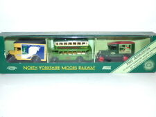 Lledo Days Gone North Yorkshire Moors Railway NYMR2003 Dennis van; AEC bus, Ford