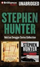 Stephen Hunter Bob Lee Swagger Series Collection (CD)
