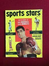 "1953, Rocky Marciano, ""Sports Stars"" Magazine (No Label) Scarce / Vintage"