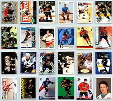 PAVEL BURE LOT 70 HOCKEY CARDS Lot #1 No Dupes Inserts Rookie RC Canucks Rangers